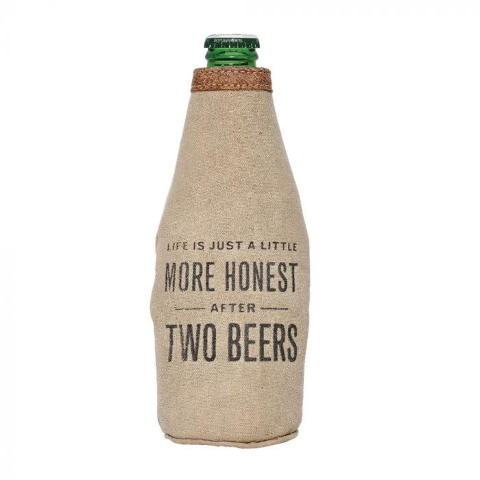 Myra Bag More Honest Beer Bottle Koozie