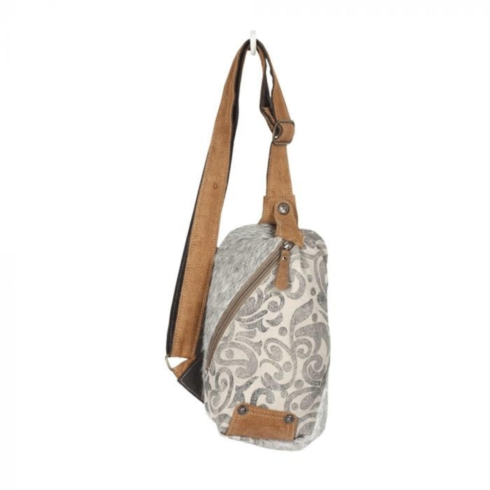 Myra Bag Top Zipper Fanny Pack