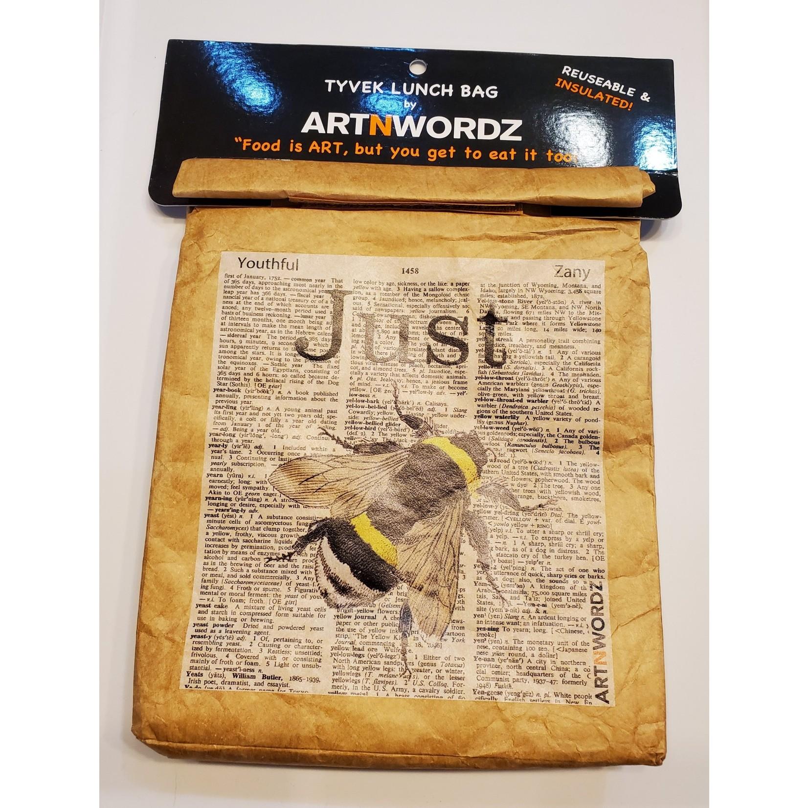 Artnwordz Reusable Lunch Bags