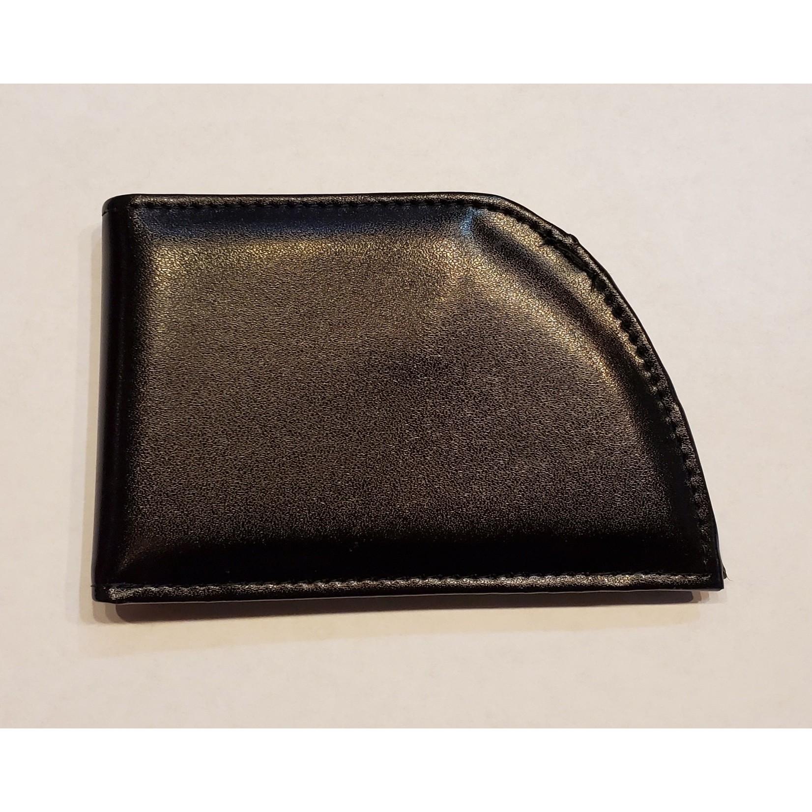 Nicole Brayden Gifts Black Front Pocket Wallet