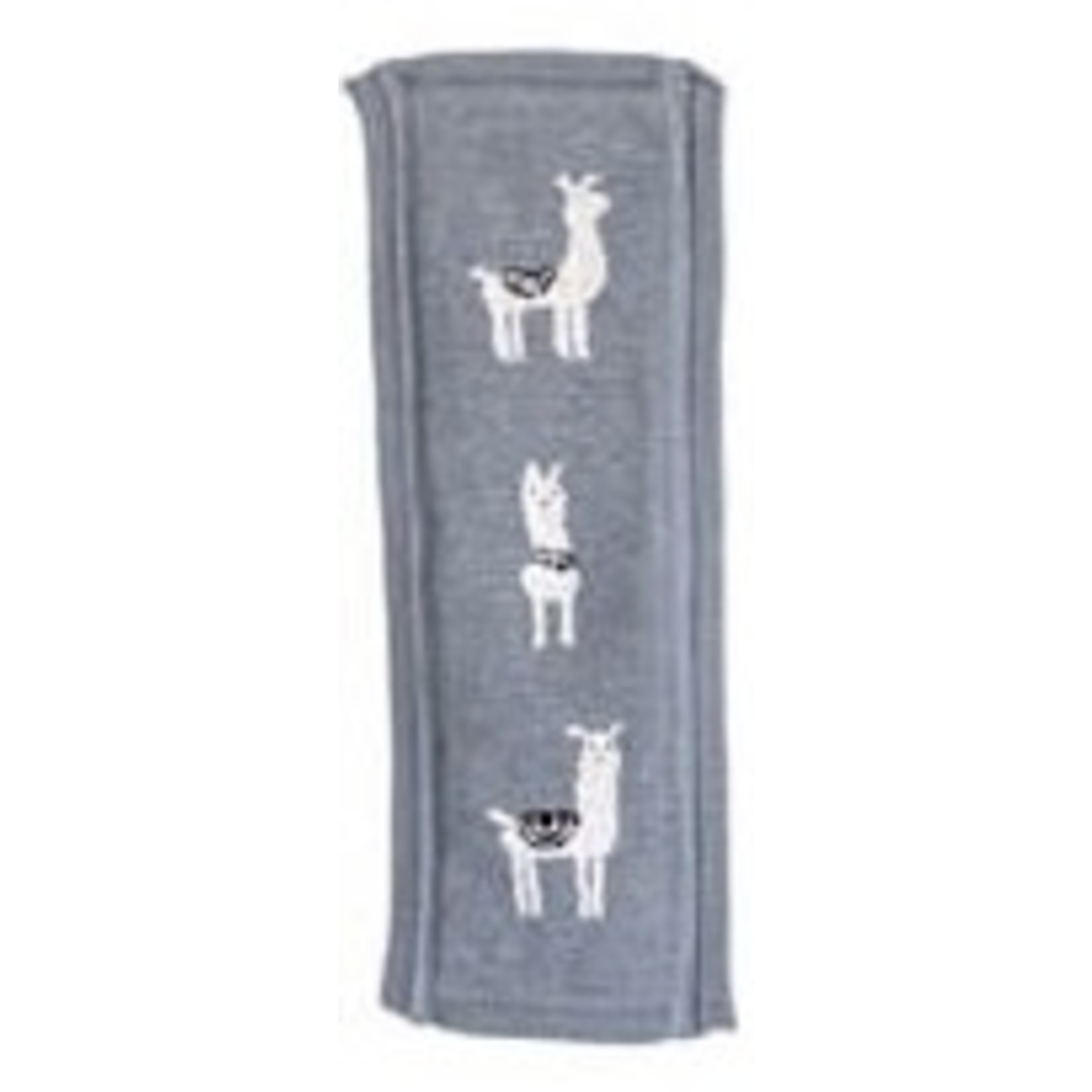 Creative Co-op Cotton Knit Burp Cloth