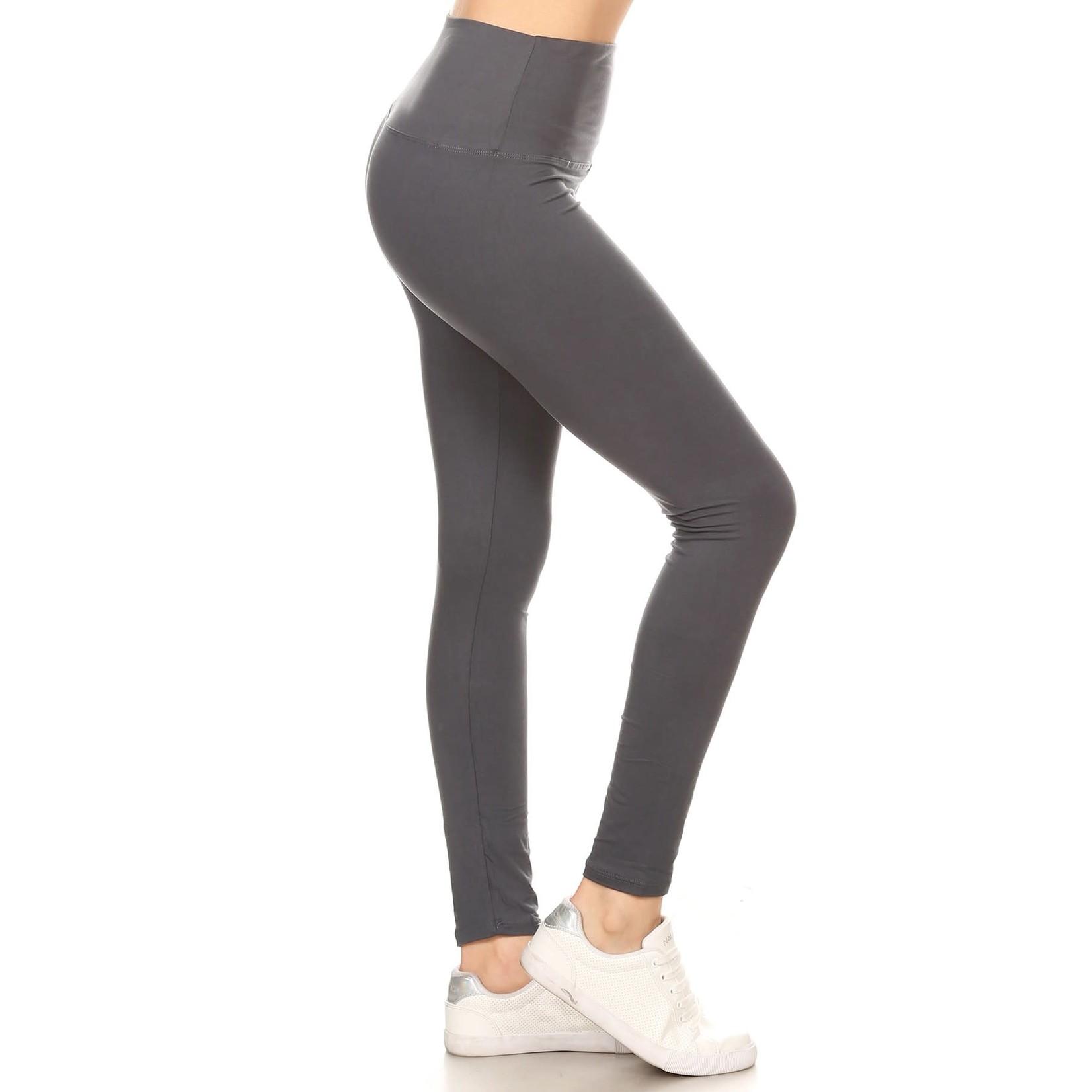 LOVE IT Plus Size Yoga Leggings