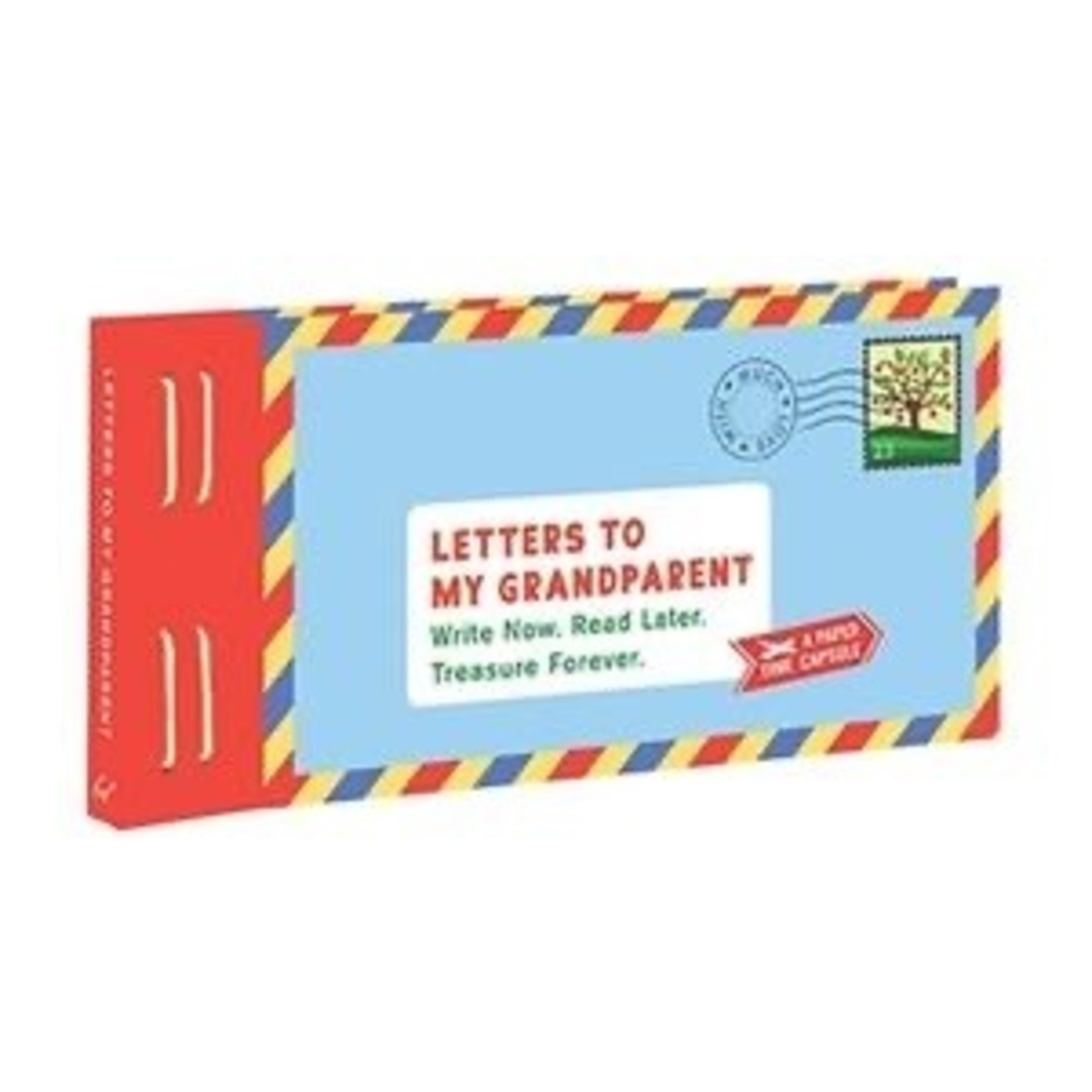 Hachette Book Group Stationary:  Letters To My Grandparent