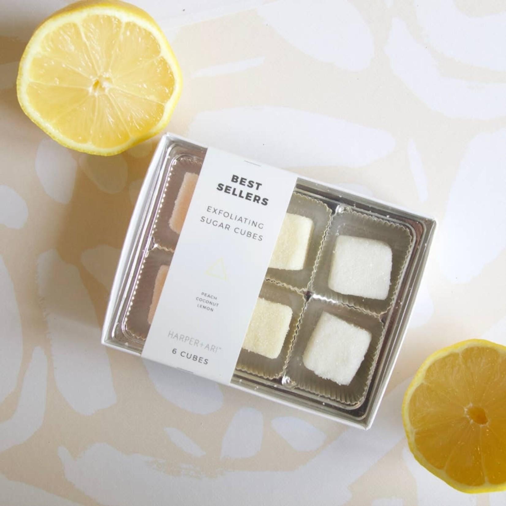 Harper Ari Best Sellers   Gift Box Sugar Cubes