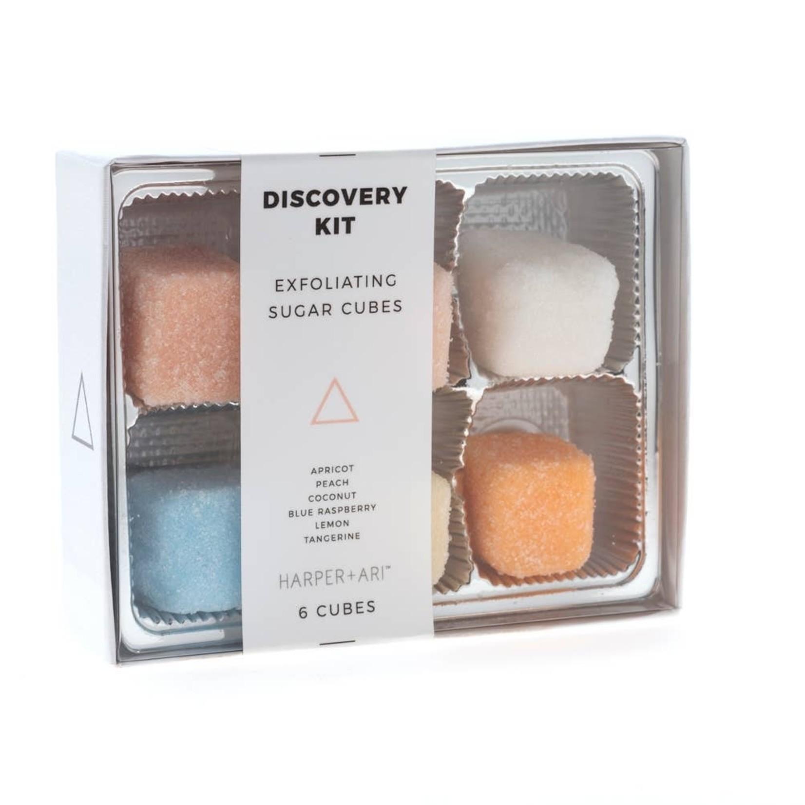 Harper Ari Discovery Kit | Gift Box Sugar Cubes