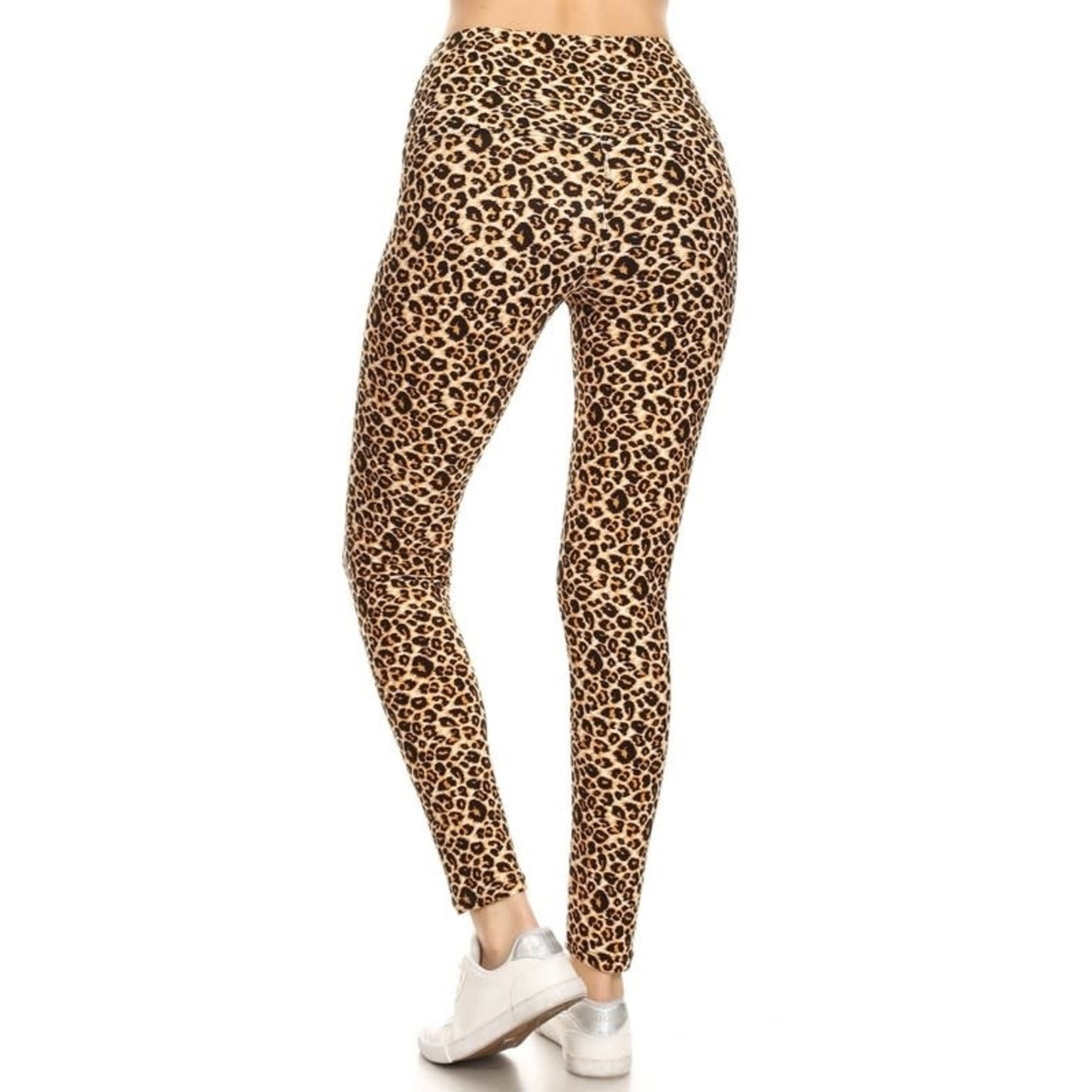 LOVE IT Yoga Leopard Leggings