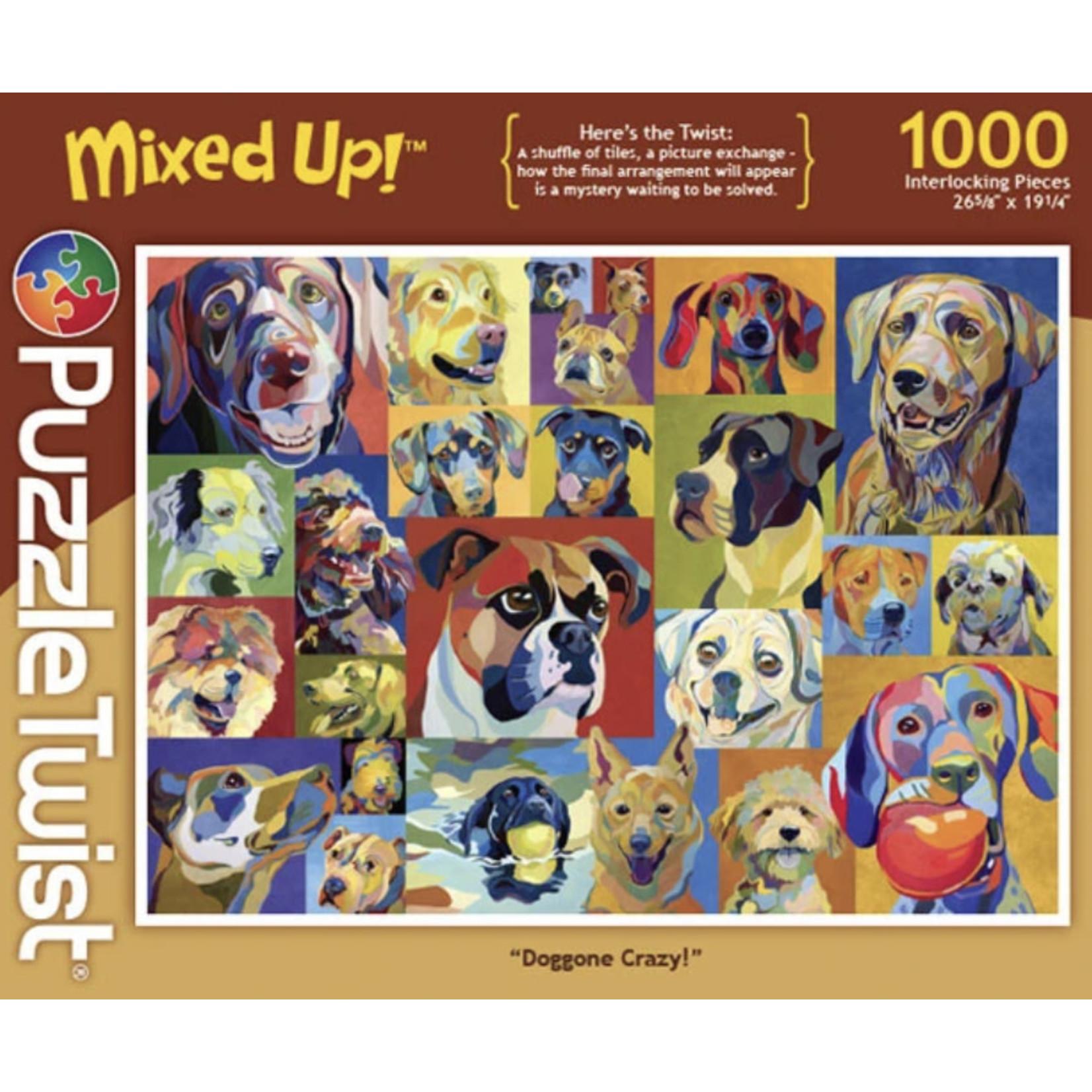Maynard's LLC Puzzle: Mixed Up Doggone Crazy