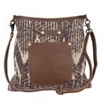 Myra Bag Bag: Sepia Splash Shoulder