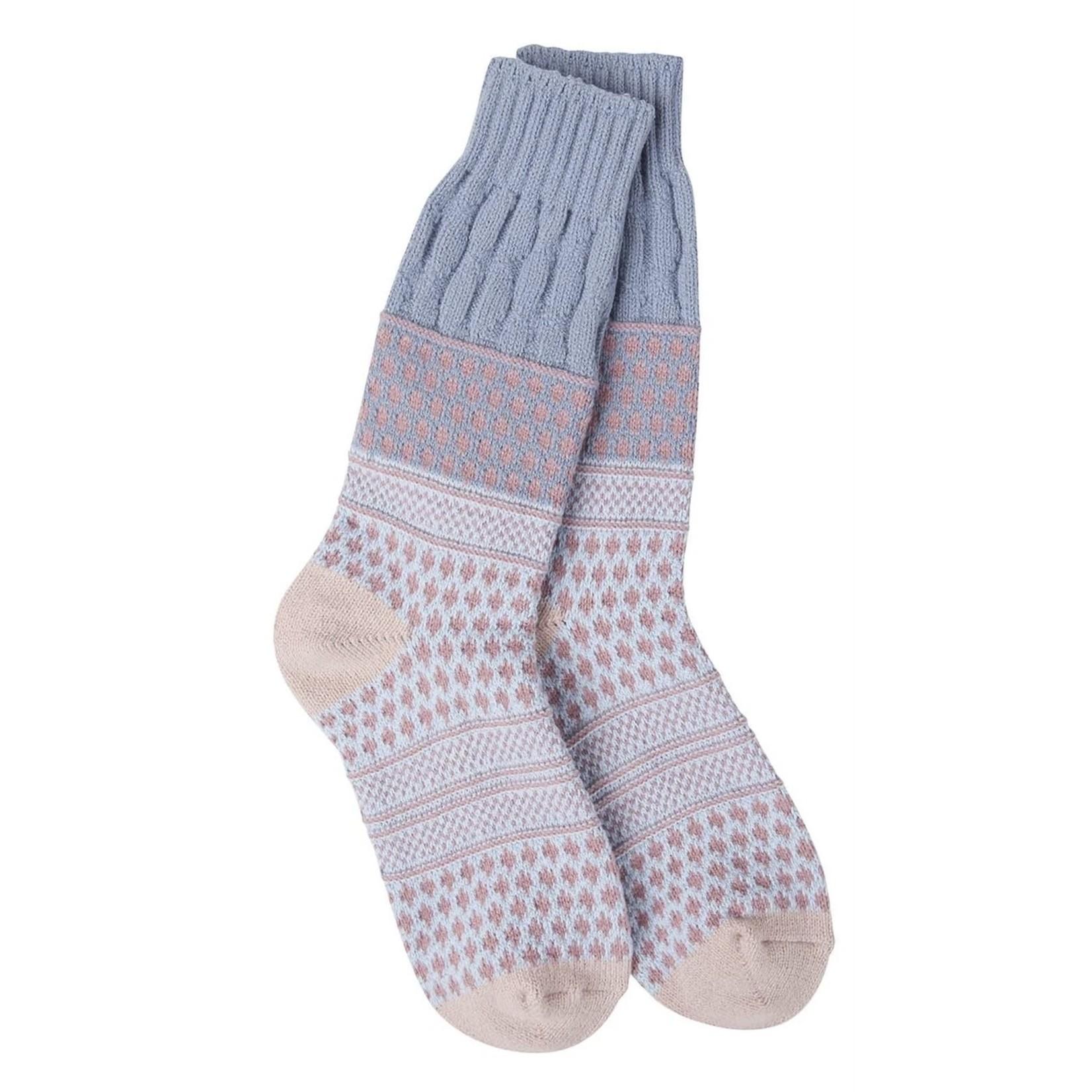 Crescent Sock Company Sock: Gallery Crew: Rachael