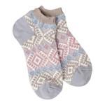 Crescent Sock Company Sock: Gallery Low: Rachael