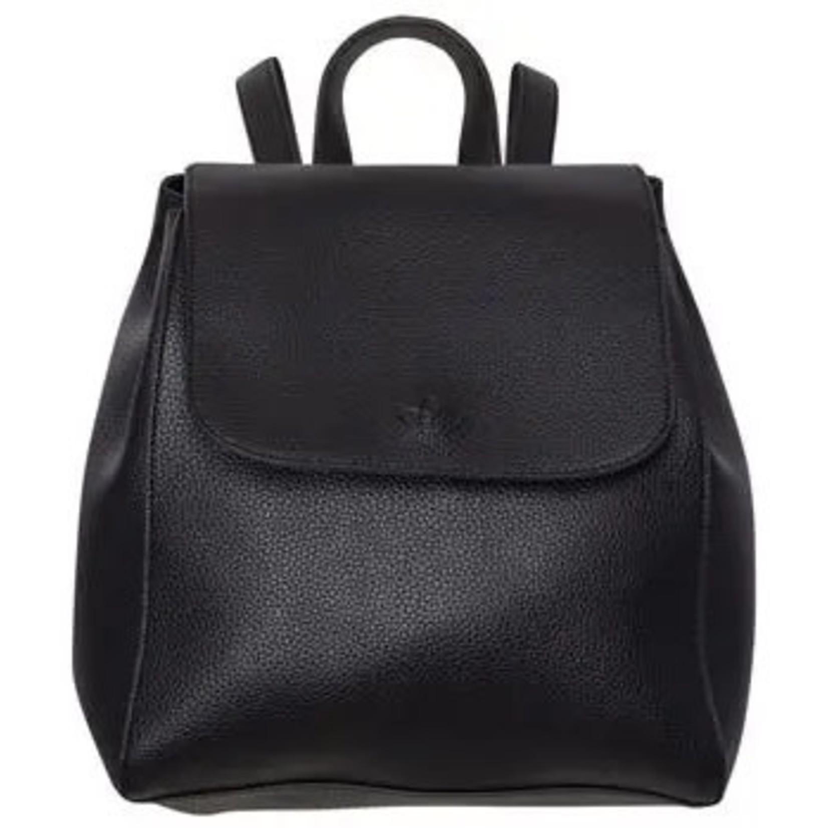 Karma Bag: Purse Backpack | Black