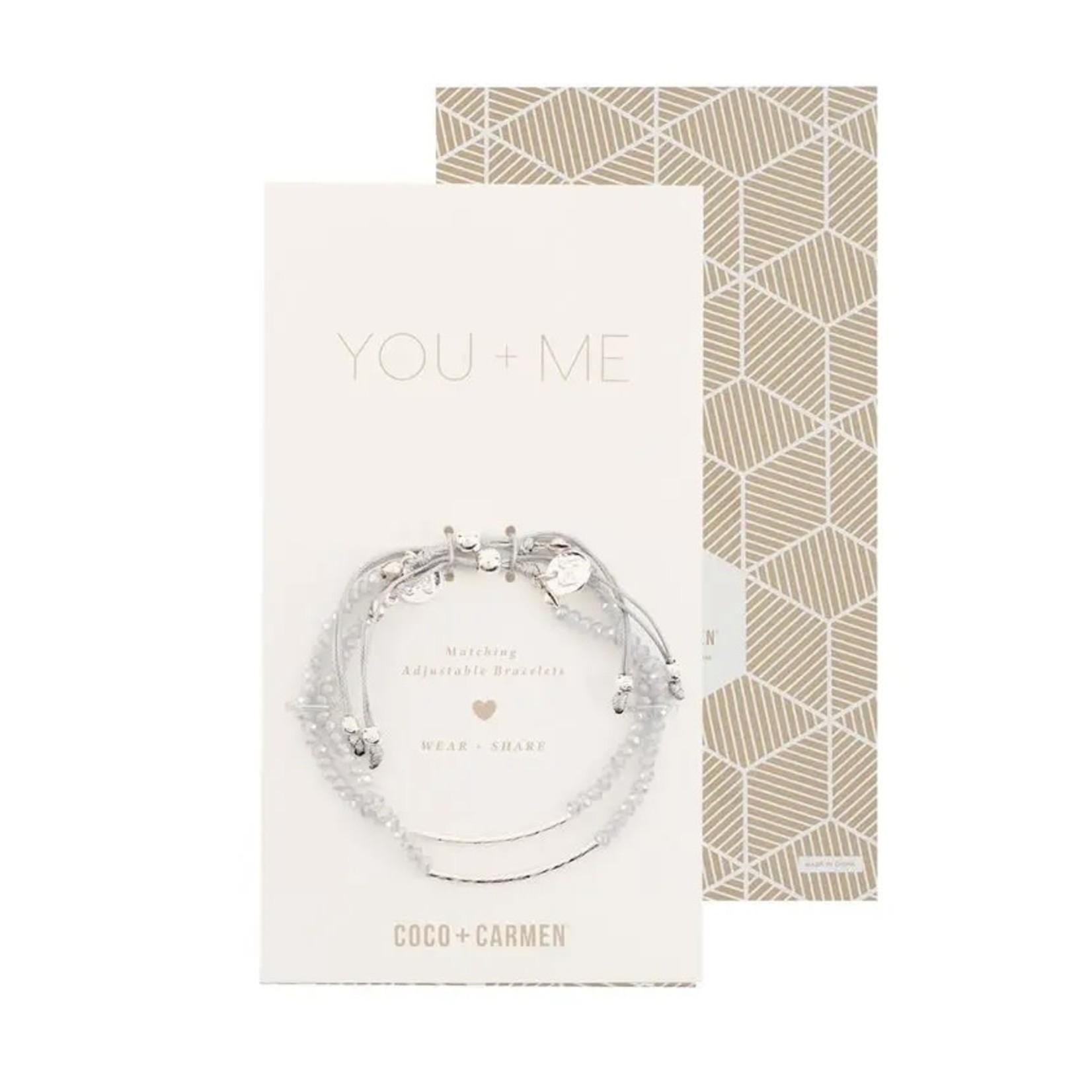 Coco+Carmen Accessories: Friendship Bracelet Set