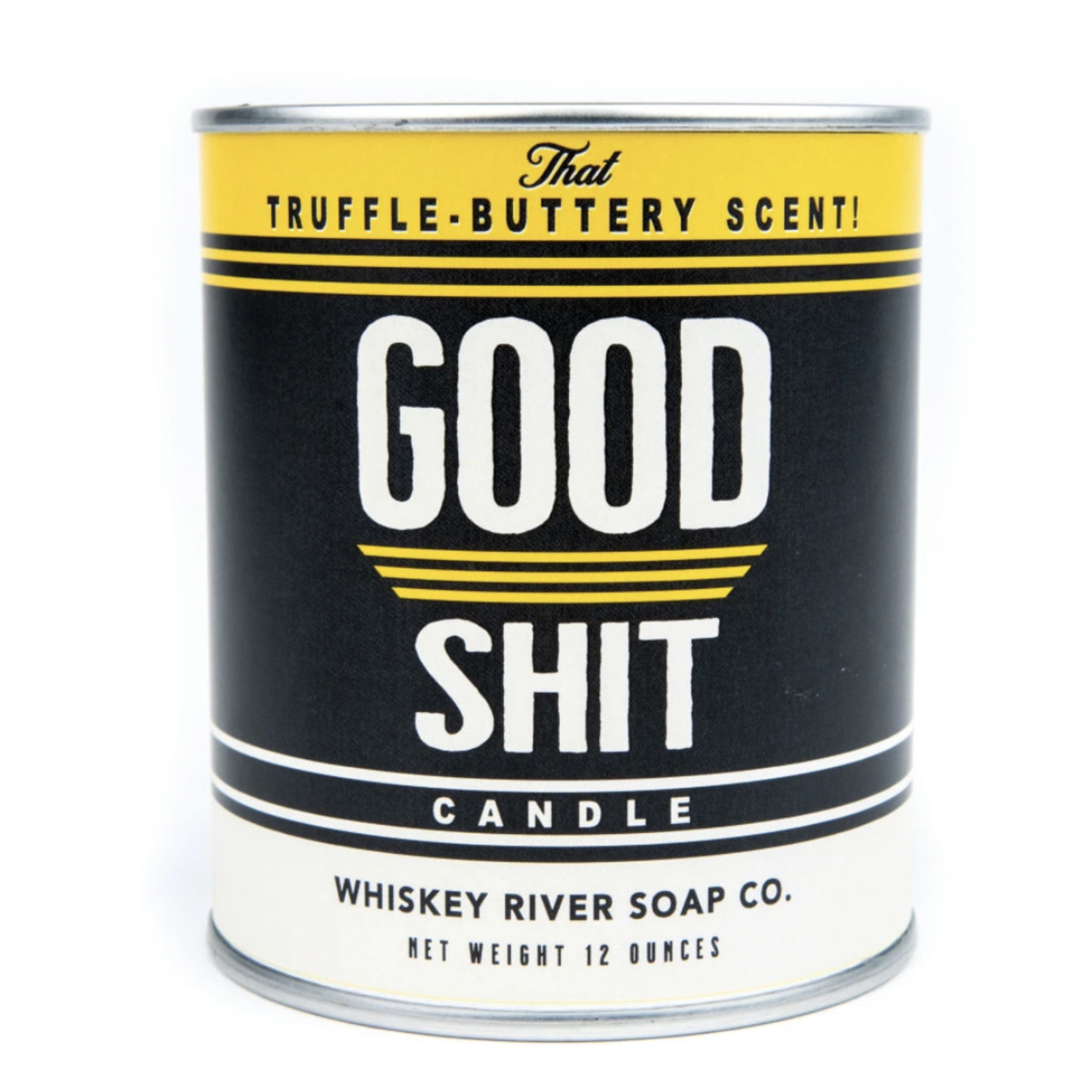 Whiskey River Soap Candle: Paint Can