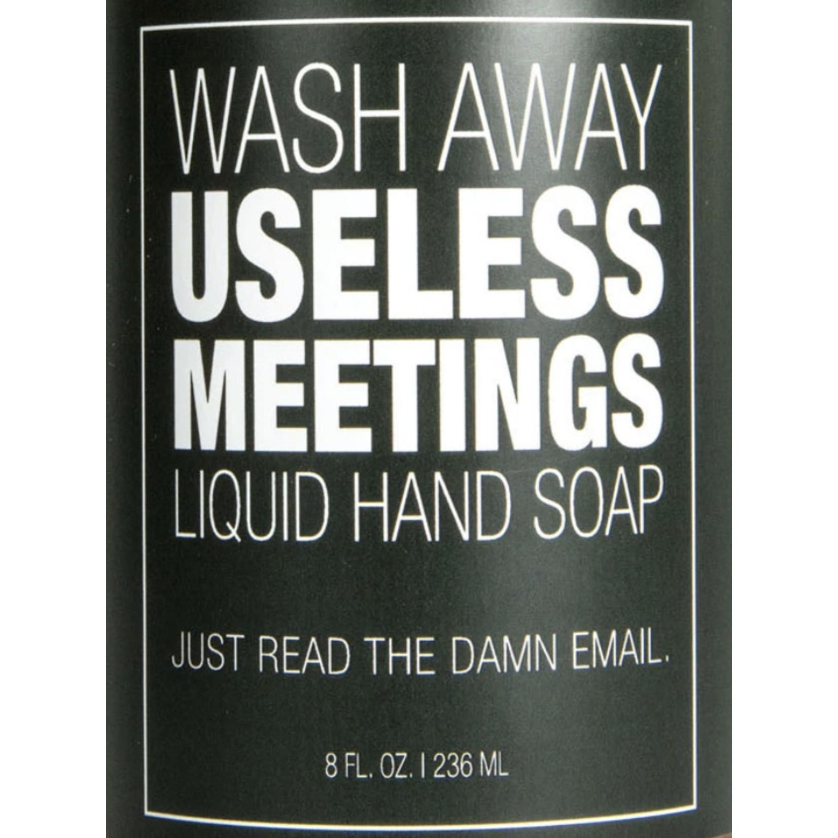 Whiskey River Soap Snarky: Liquid Soap