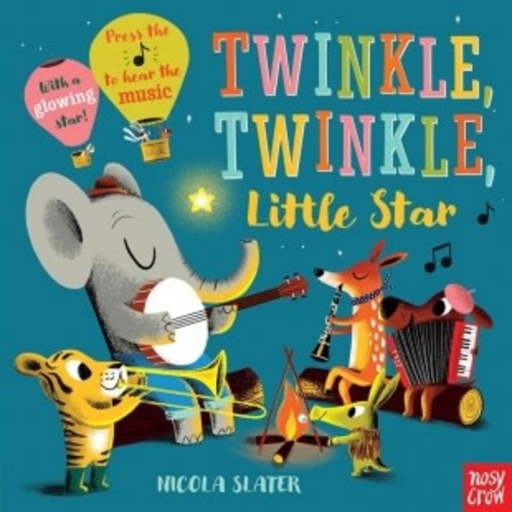 Skandisk, Inc. Book: Twinkle, Twinkle, Little Star