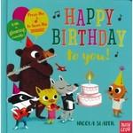 Skandisk, Inc. Book: Happy Birthday to You!