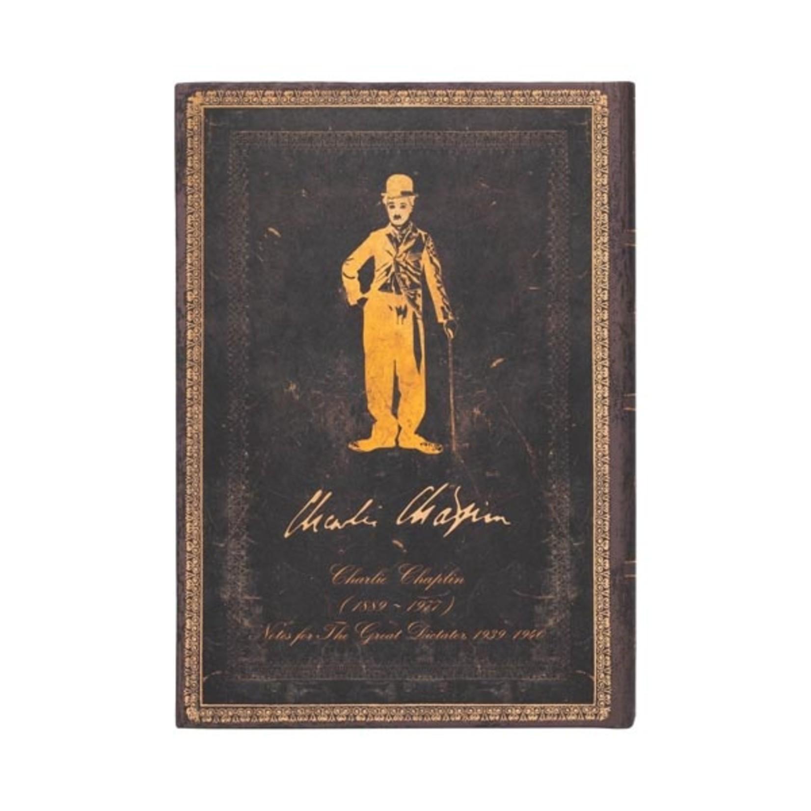 Paperblanks Journal: Celebrating Charlie Chaplin
