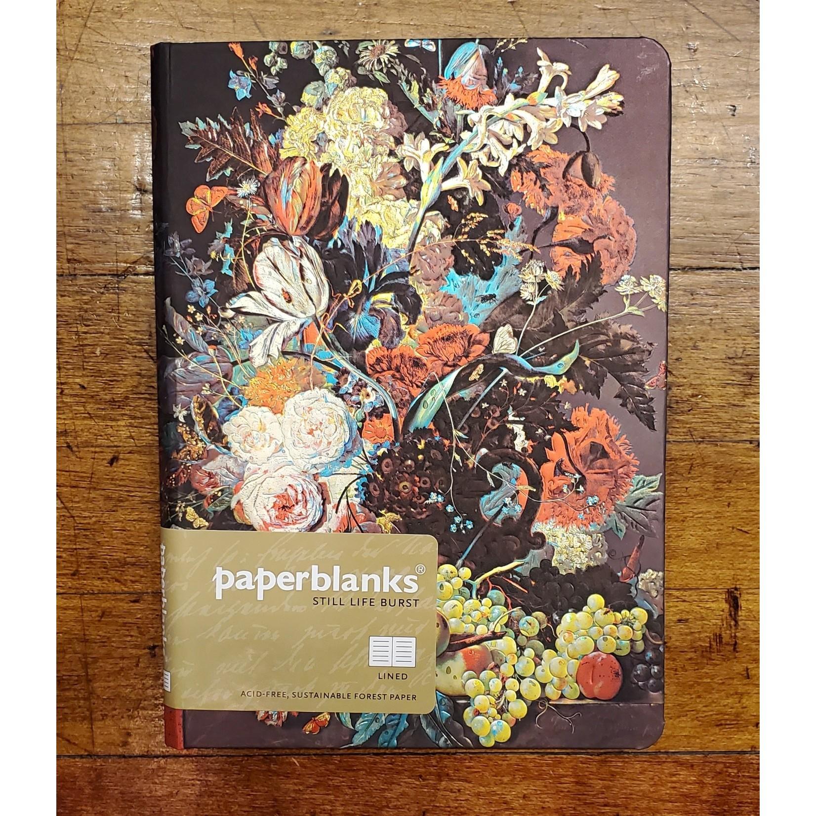 Paperblanks Journal: Van Huysum Midi