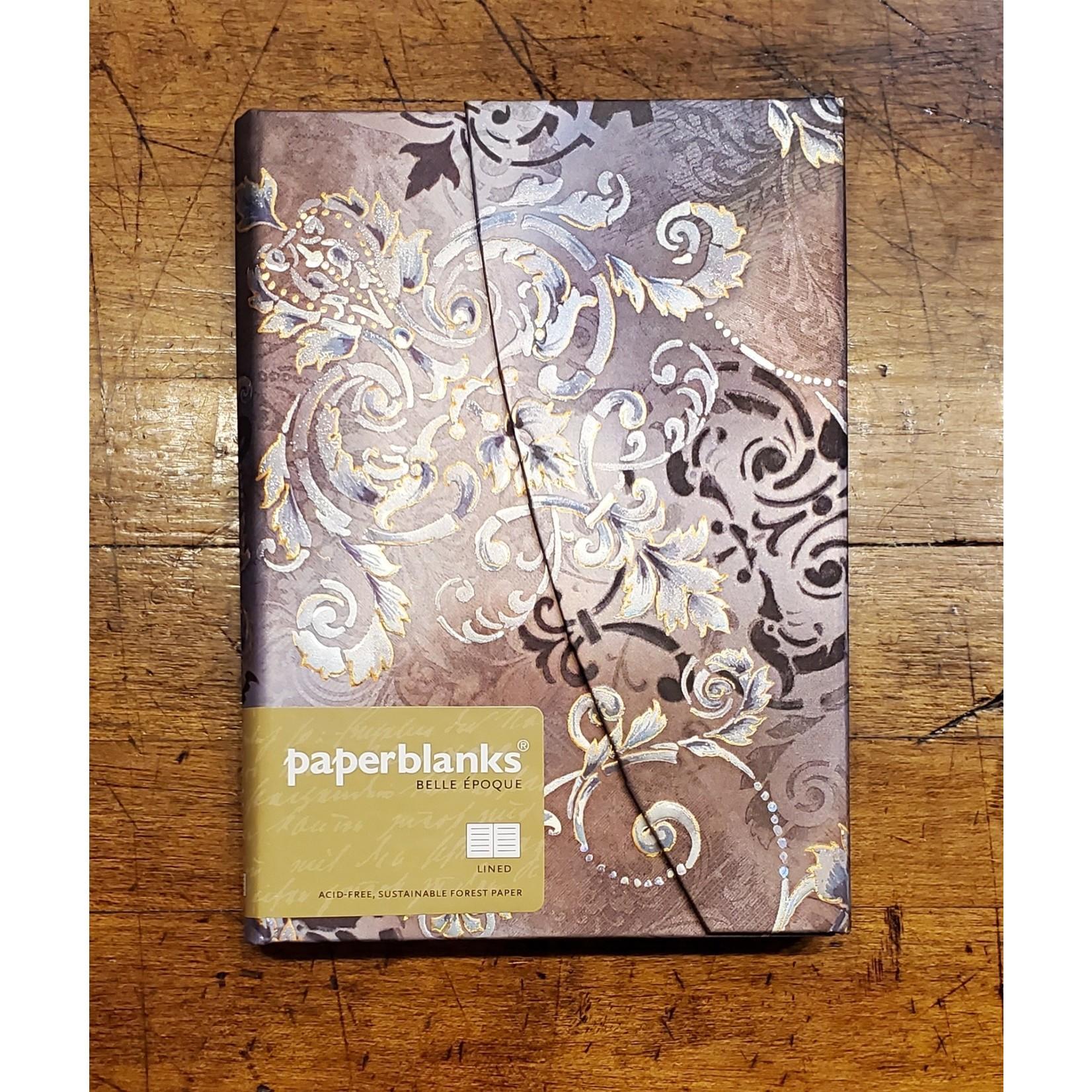Paperblanks Journal: Gossamer Grey Midi