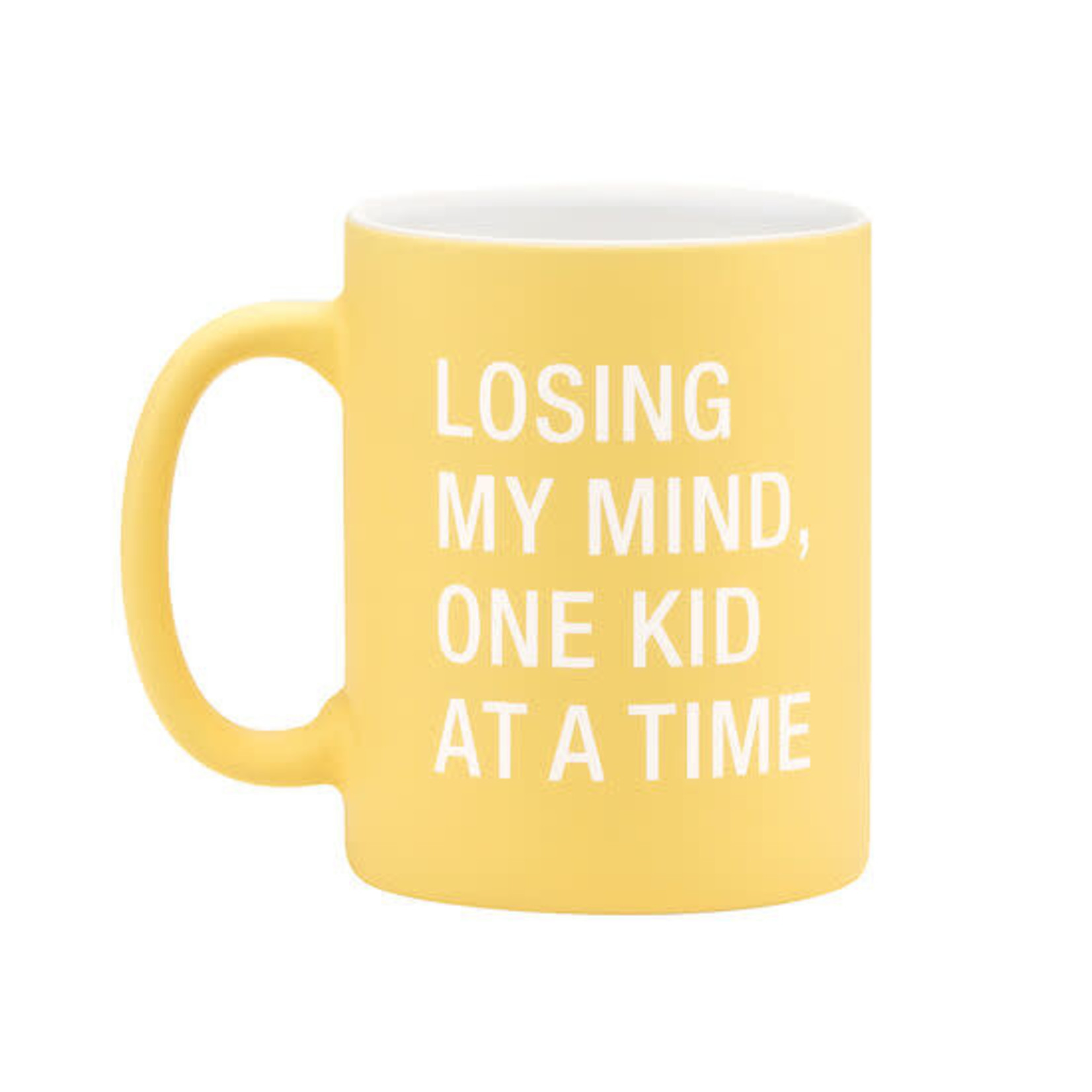 About Face Designs, Inc Mug: Losing My Mind