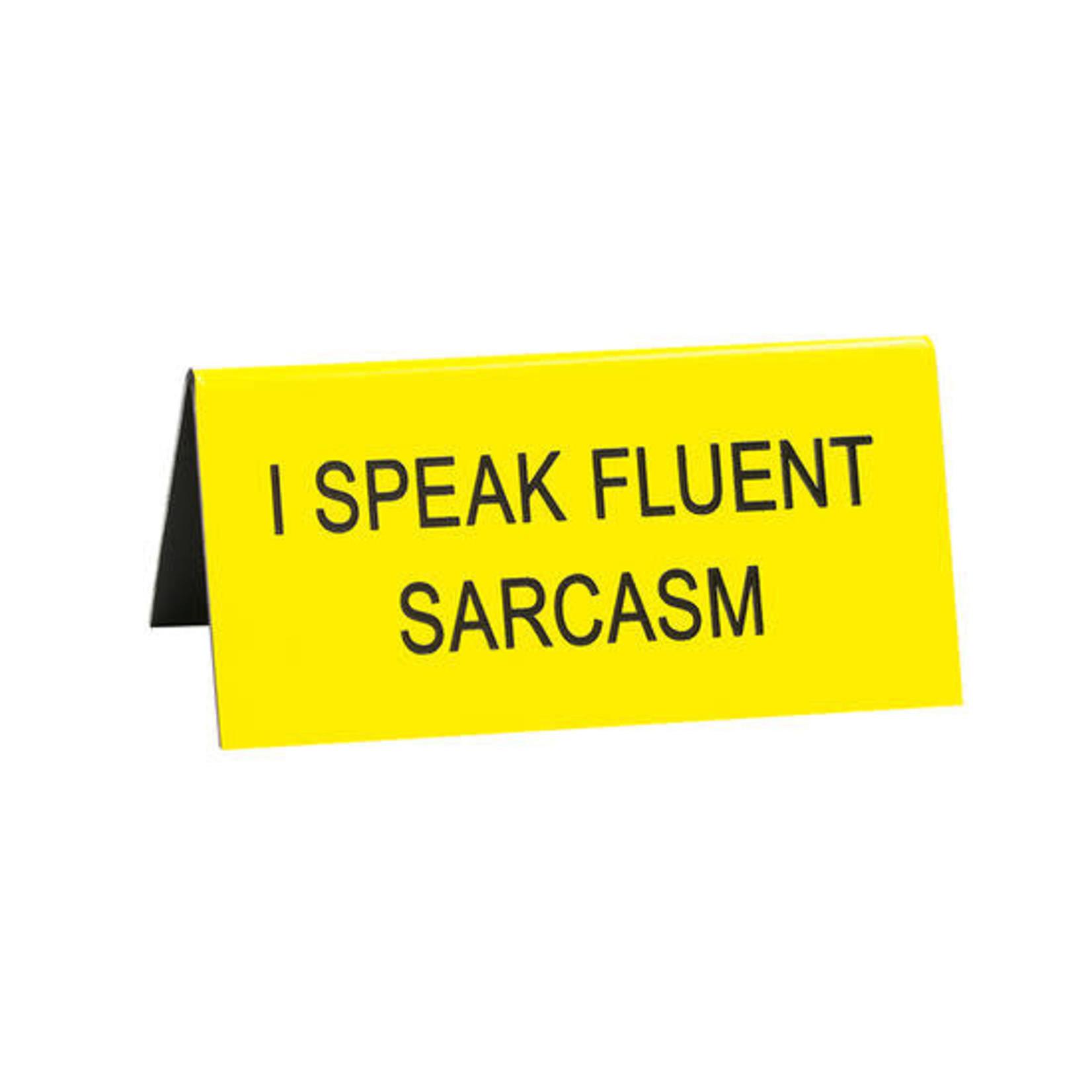 About Face Designs, Inc Snarky: Speak Fluent Sarcasm