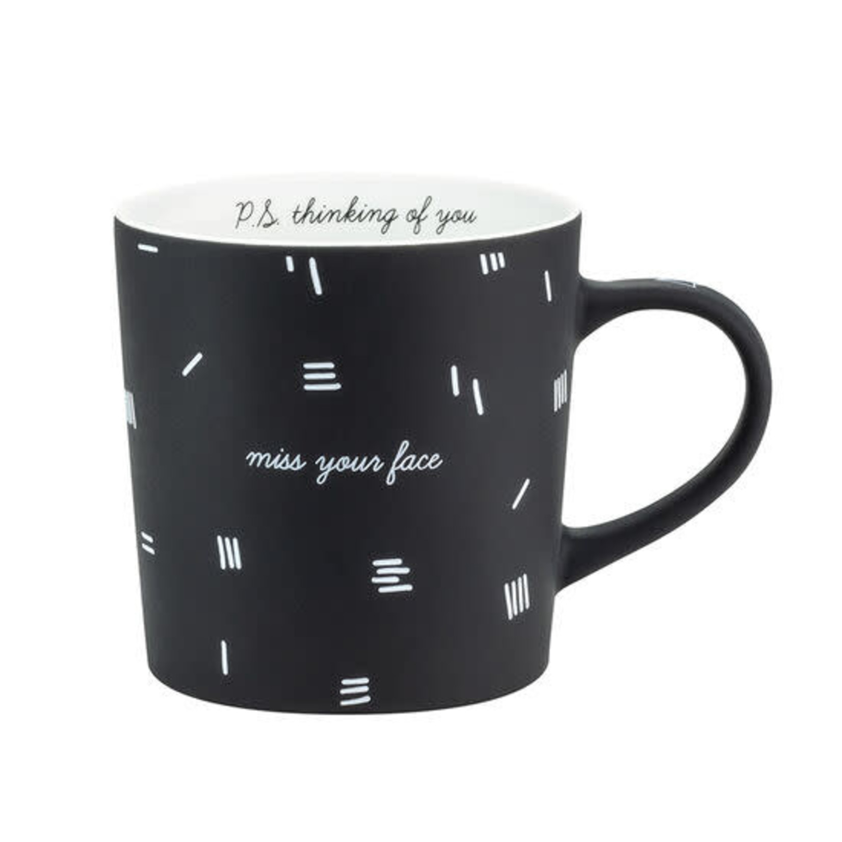 About Face Designs, Inc Mug: Thinking of You