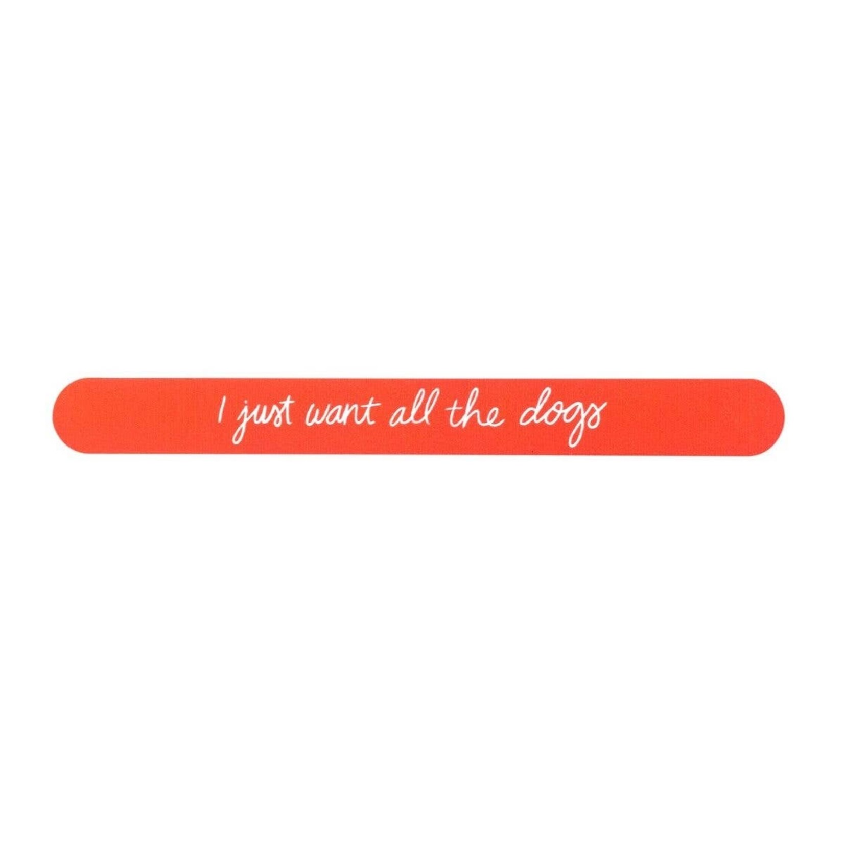 About Face Designs, Inc Pet: All the Dogs Nail File