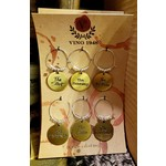 Santa Barbara Design Studio Barware: Wine Charms