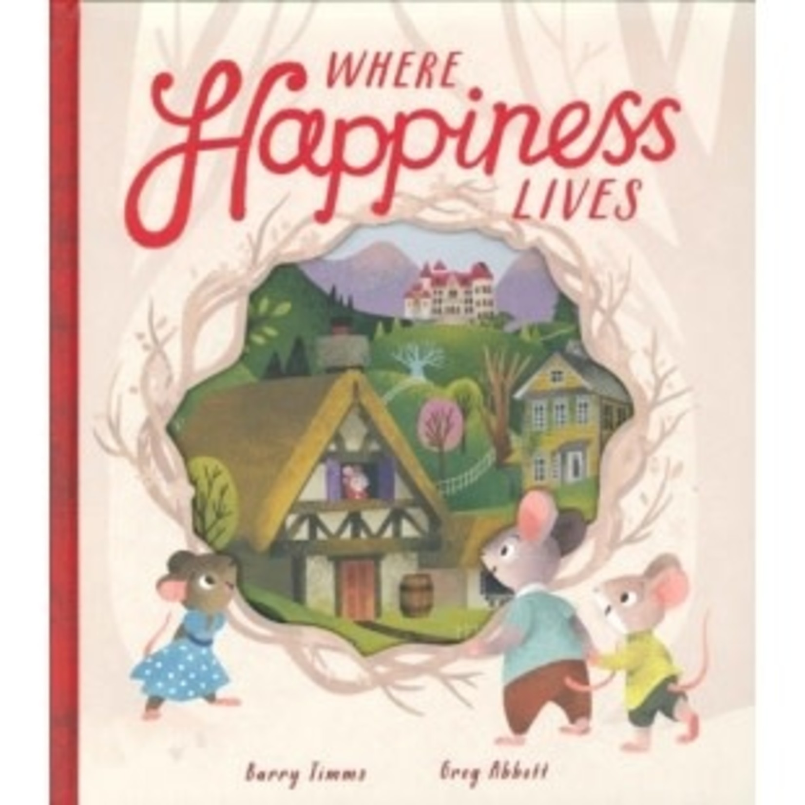 Skandisk, Inc. Book: Where Happiness Lives
