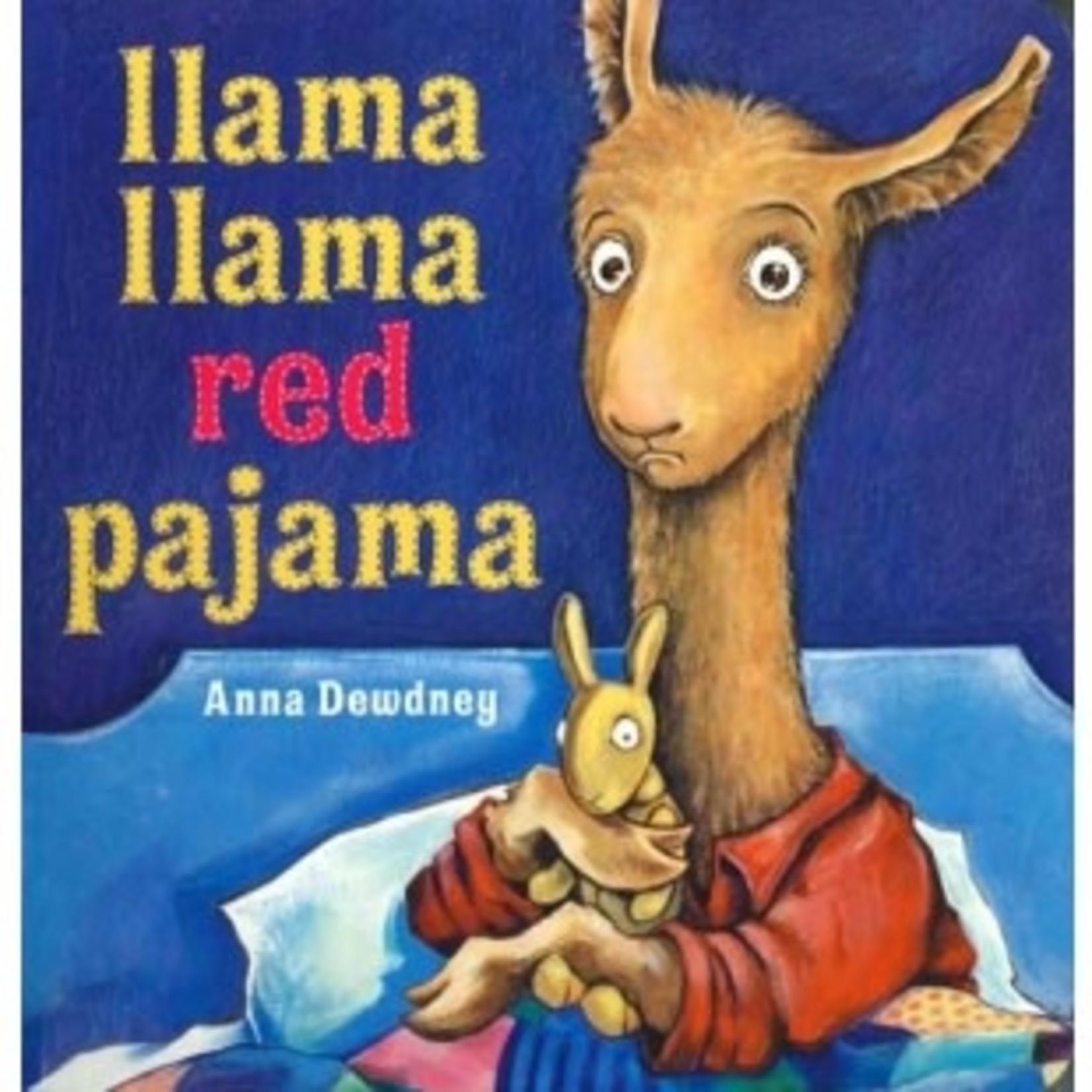 Skandisk, Inc. Book: Llama Llma Red Pajama