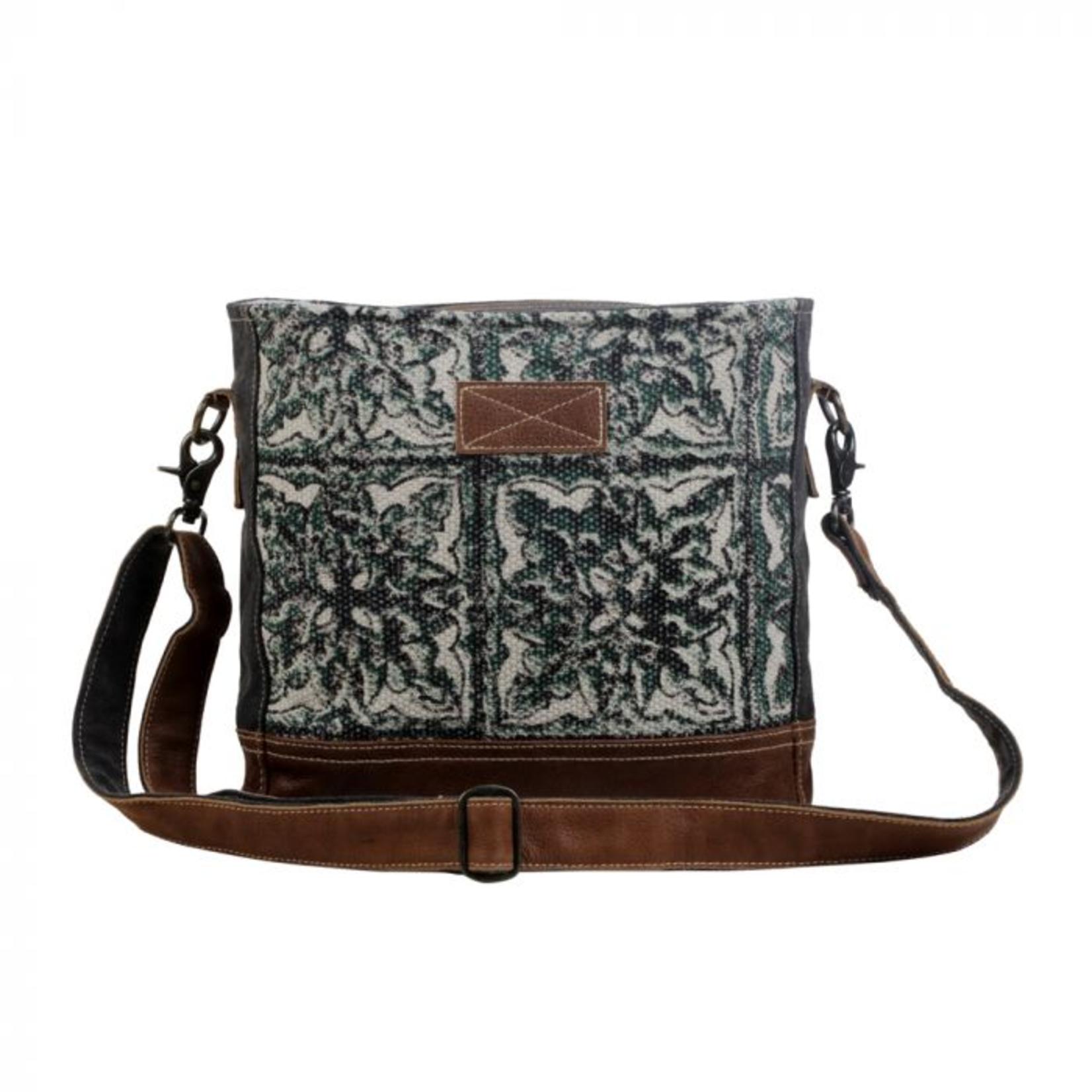 Myra Bag Bag: Labyrinthian Small Crossbody