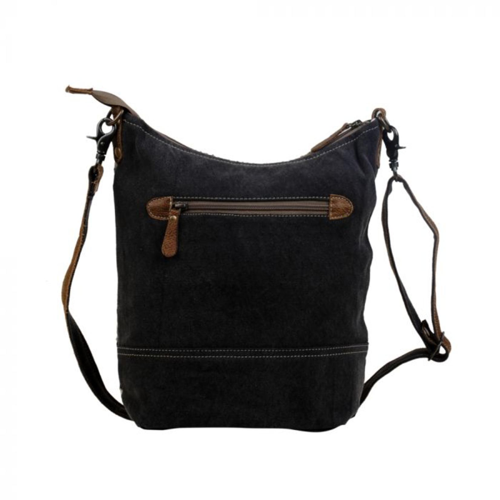 Myra Bag Bag: Unconventionally Etched Shoulder