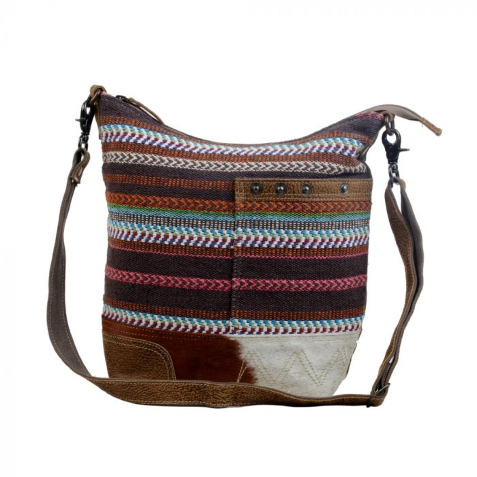 Myra Bag Bag: Layered Shoulder