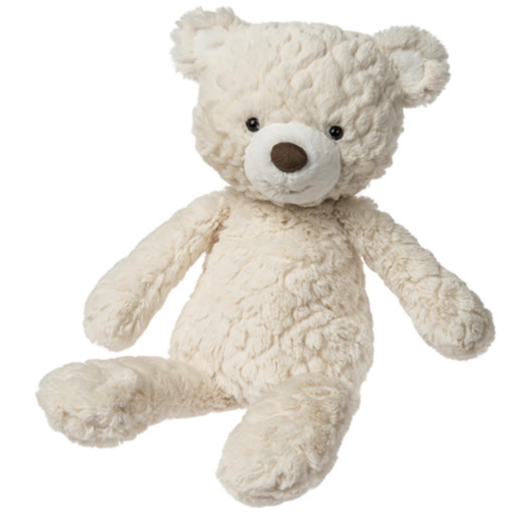 Mary Meyer Plush: Medium Cream Putty Bear