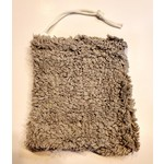 Janey Lynn's Designs Soap Sack: Goosie Grey