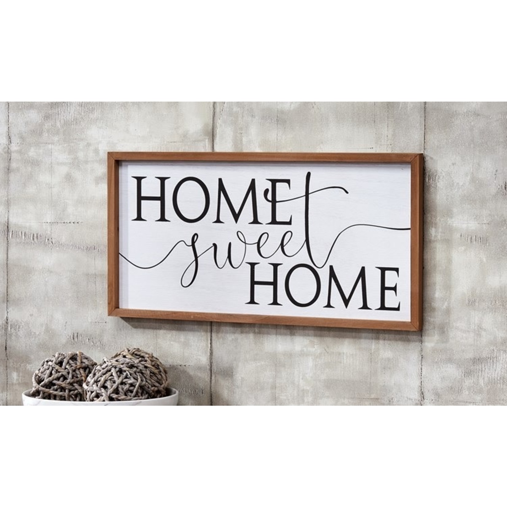 Giftcraft Inc. Sign: Home Sweet Home
