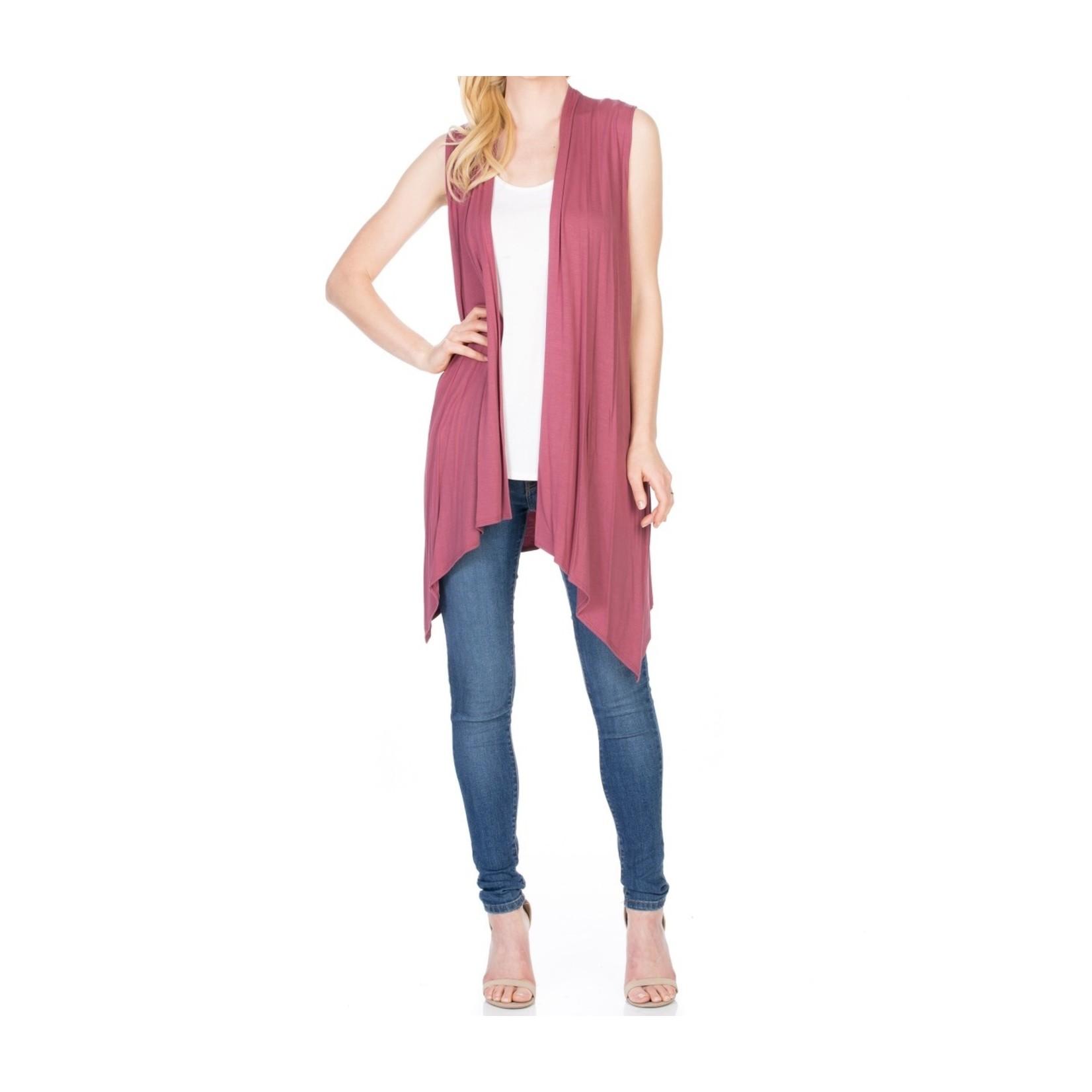 Azules Knitwear: Lightweight Vest