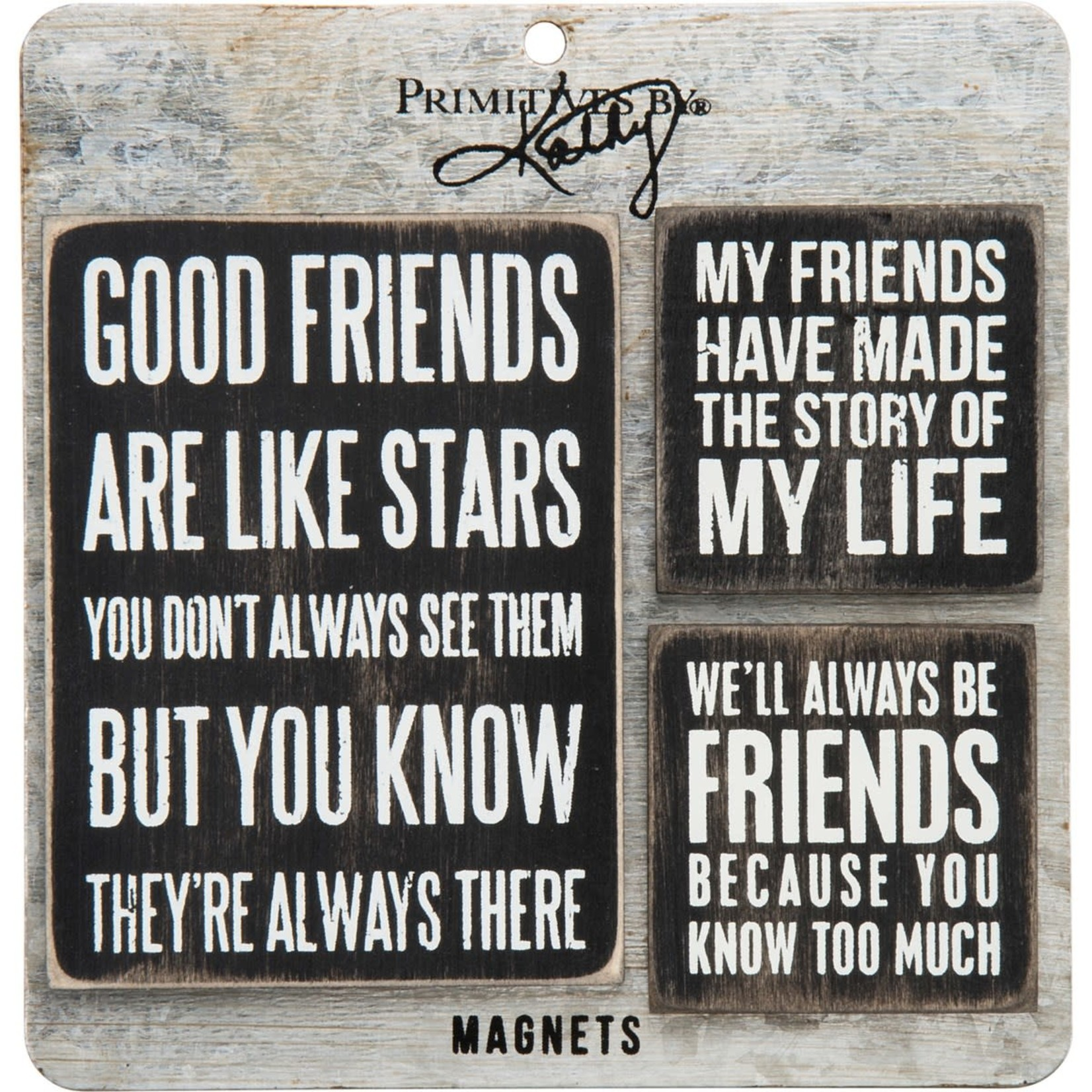 Primitives by Kathy Magnets: Friends