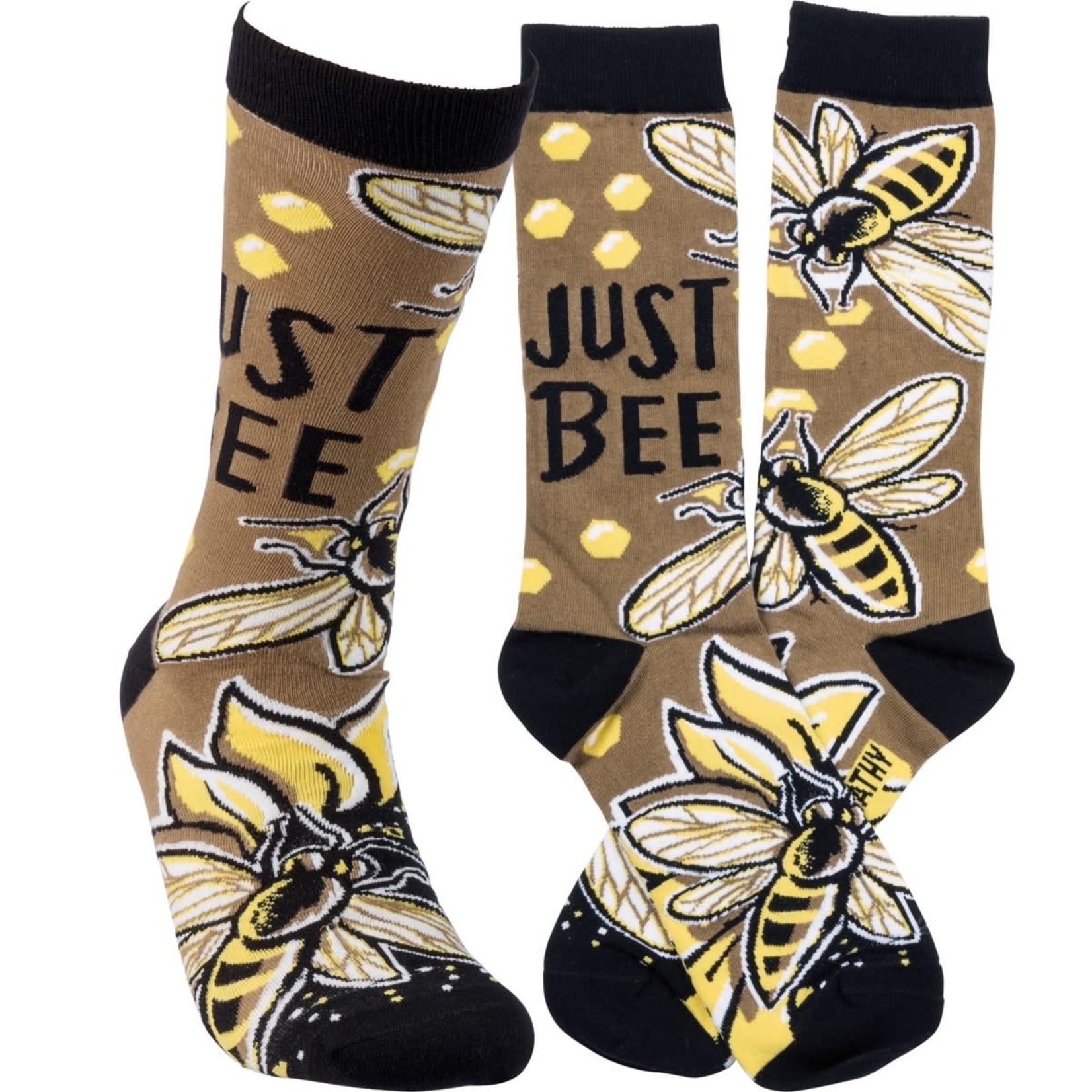 Primitives by Kathy Socks: Just Bee
