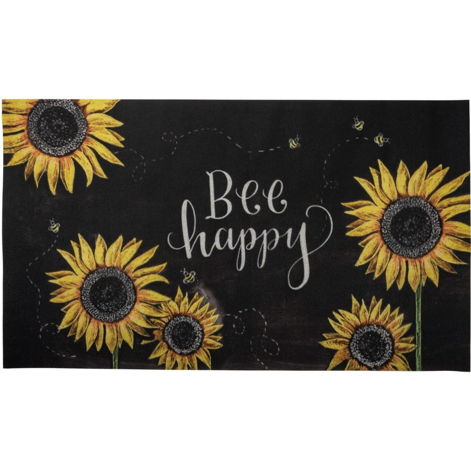 Primitives by Kathy Rug: Bee Happy