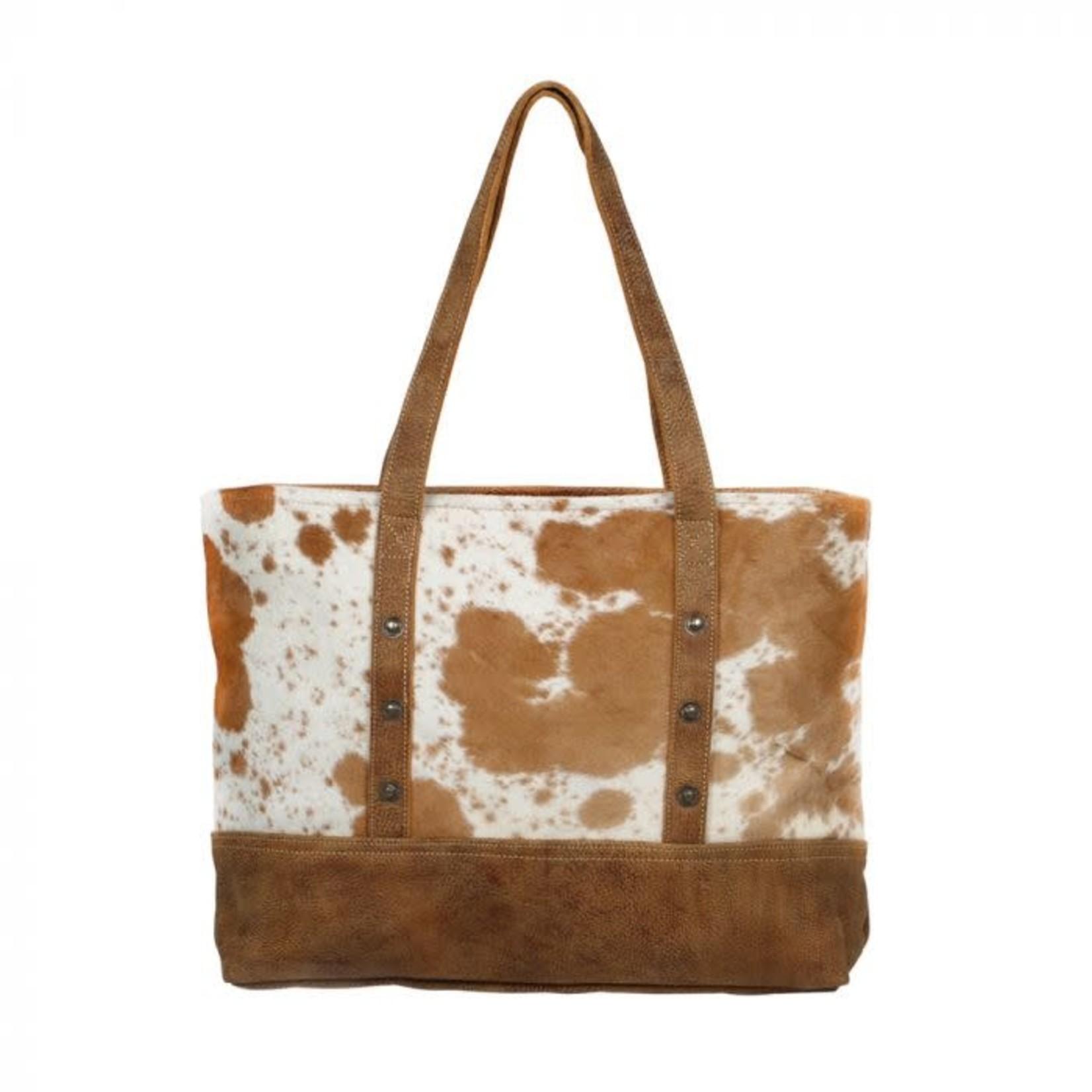 Myra Bag Bag: Vintage Fashion Small Crossbody Hairon
