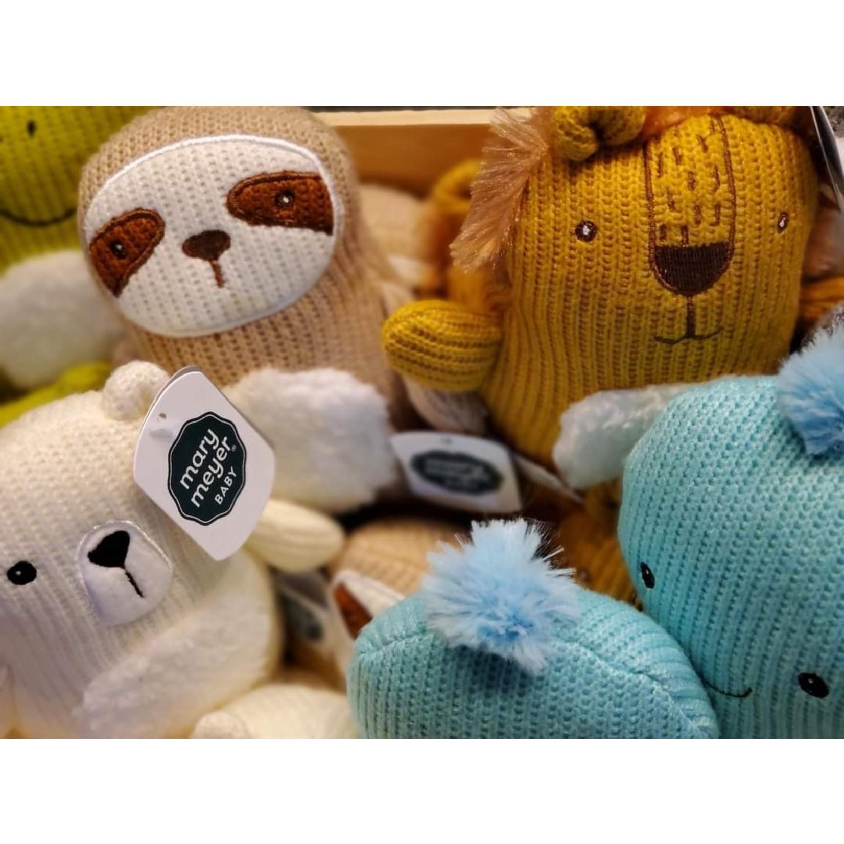 Mary Meyer Plush: Knitted Nursery