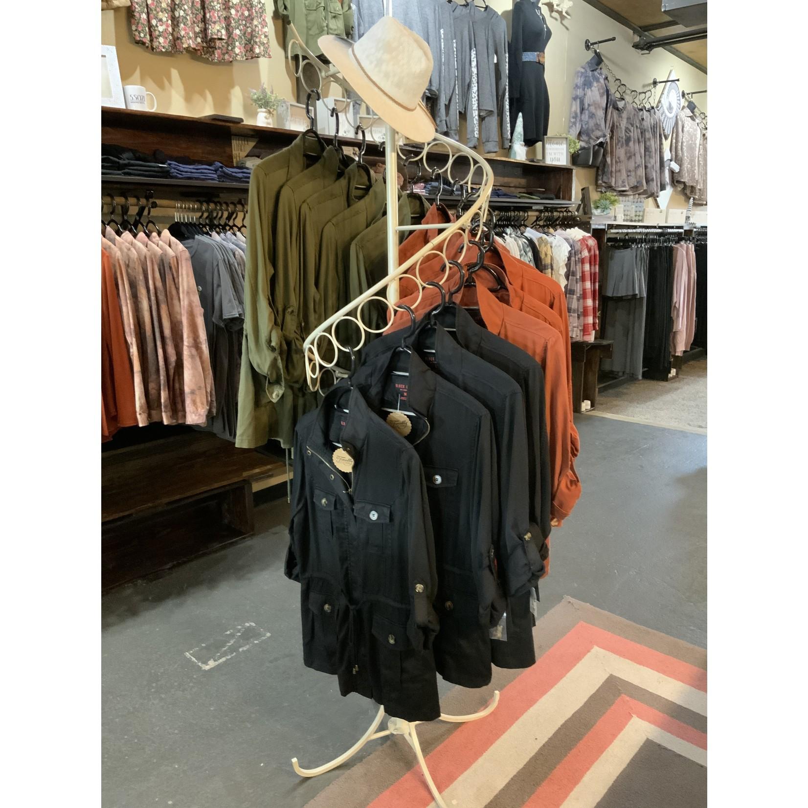 Trend Notes Outerwear: Light Weight Tencel Jacket