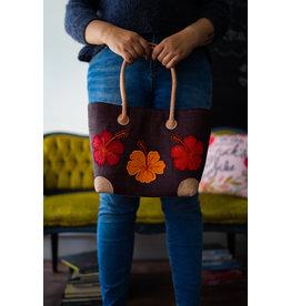 M. Panier M. Panier - Flowers Small Bag