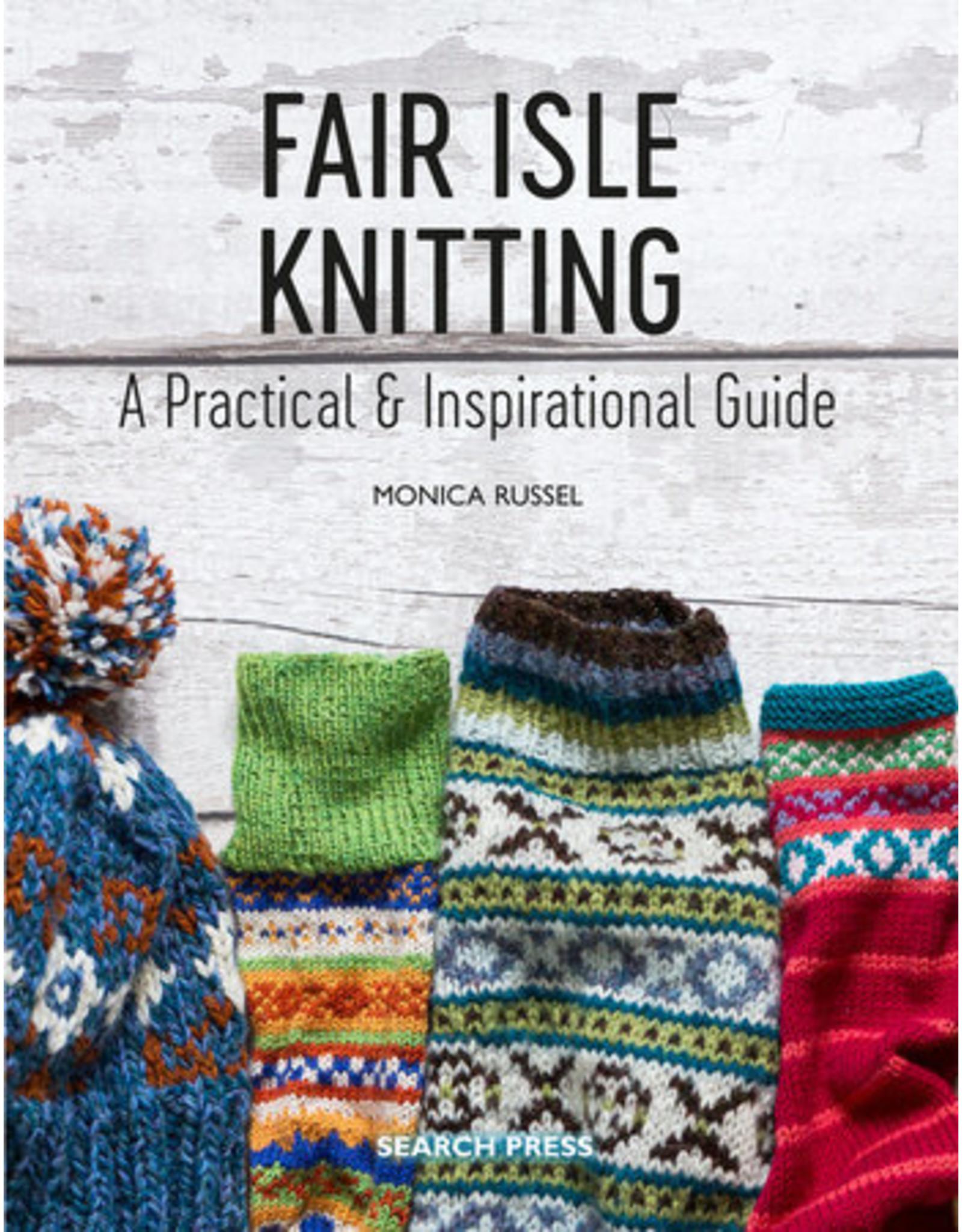 Fair Isle Knitting - Monica Russel - Guide