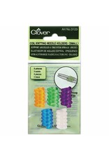 Clover Coil Needle Holders (5pcs) Small