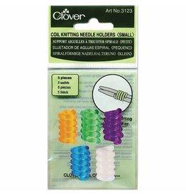 Clover Porte-aiguilles à tricoter à ressort - Petit
