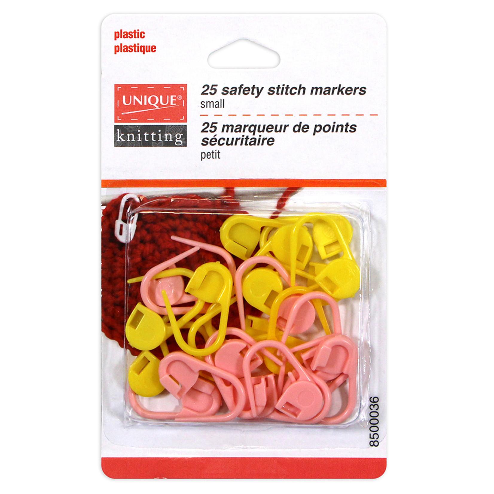 Unique Safety Stitch Markers (25pcs)