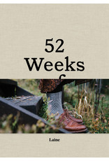Laine Publishing 52 Weeks of Socks - Laine