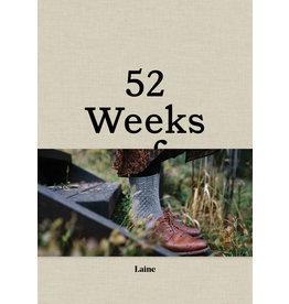 Laine Publishing Laine - 52 Weeks of Socks